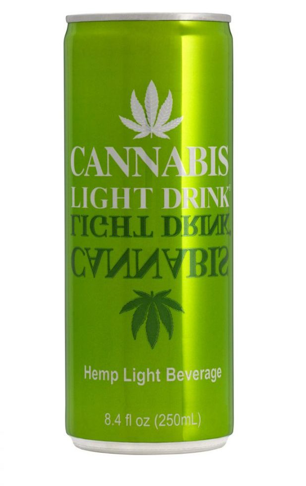 Cannabis Energy Drink Light
