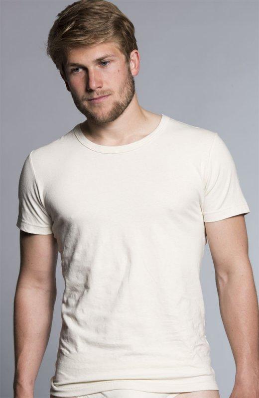 Slim Hemp T-shirt - White