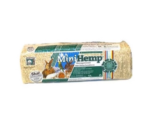 MINI HEMP BEDDING - 12 L-0