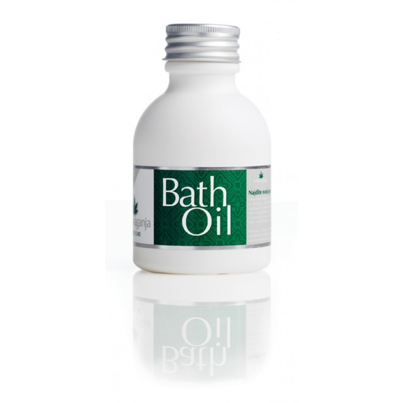 Extravaganja - Hemp Bath Oil
