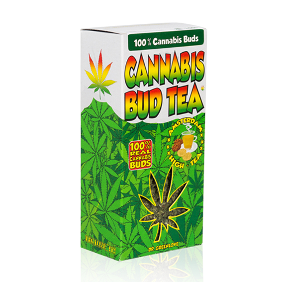 Buy 100% Cannabis Bud Tea