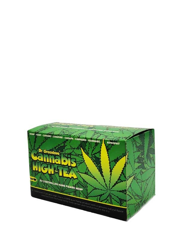 Cannabis High Tea