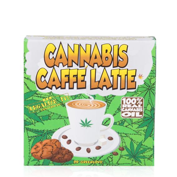Cannabis Instant Caffe Latte