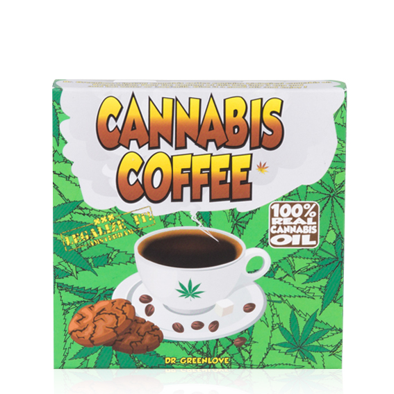 Cannabis Instant Coffee