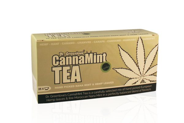 Cannamint Tea