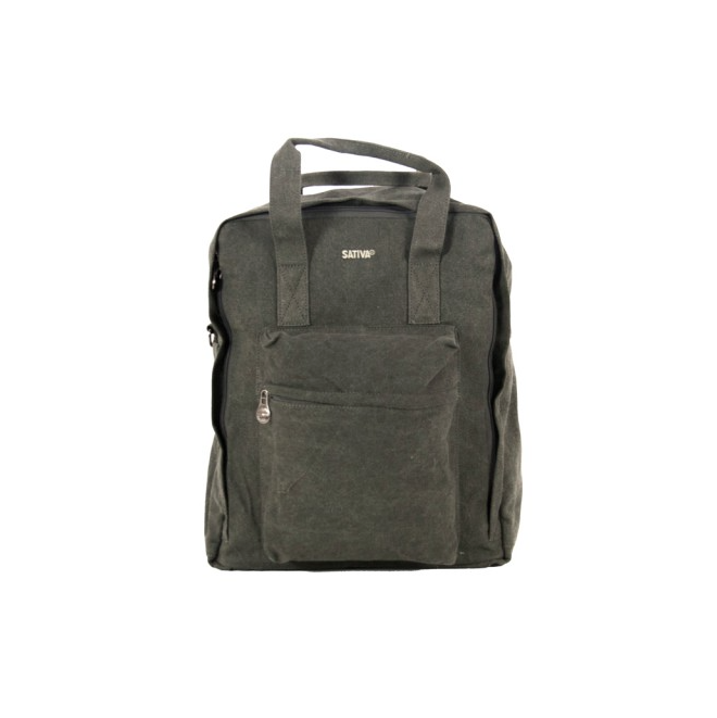 Hemp Carrying Bag - Grey