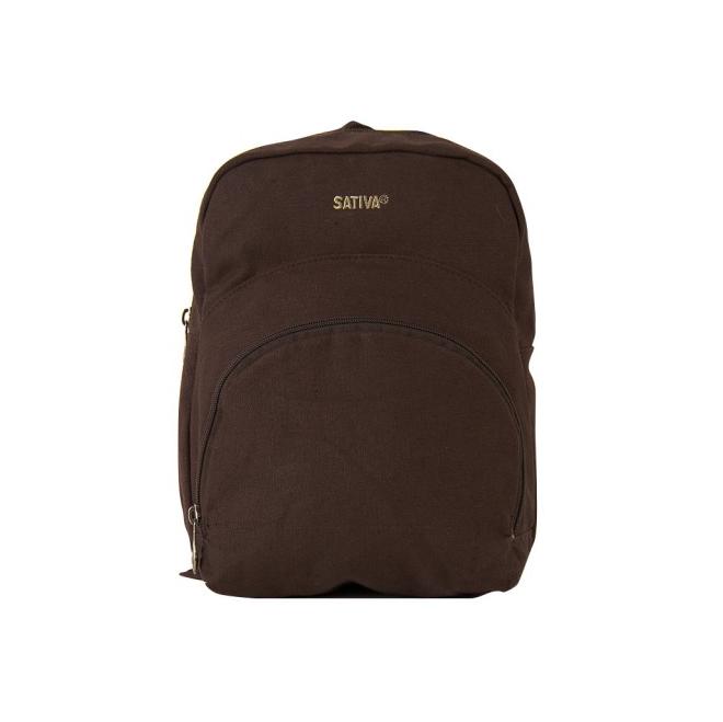 Hemp Kids Backpack - Brown