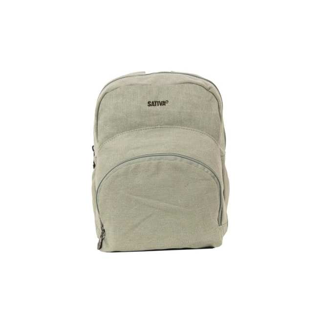 Hemp Kids Backpack - Ice