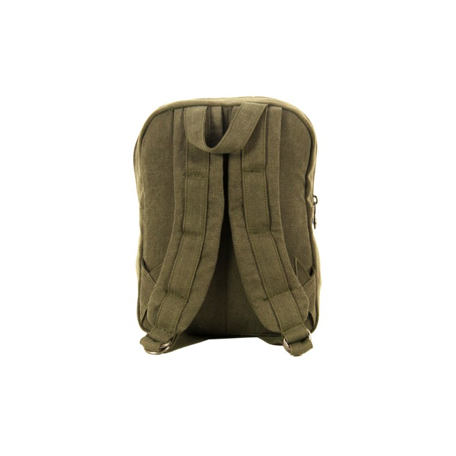 Hemp Kids Backpack - Khaki