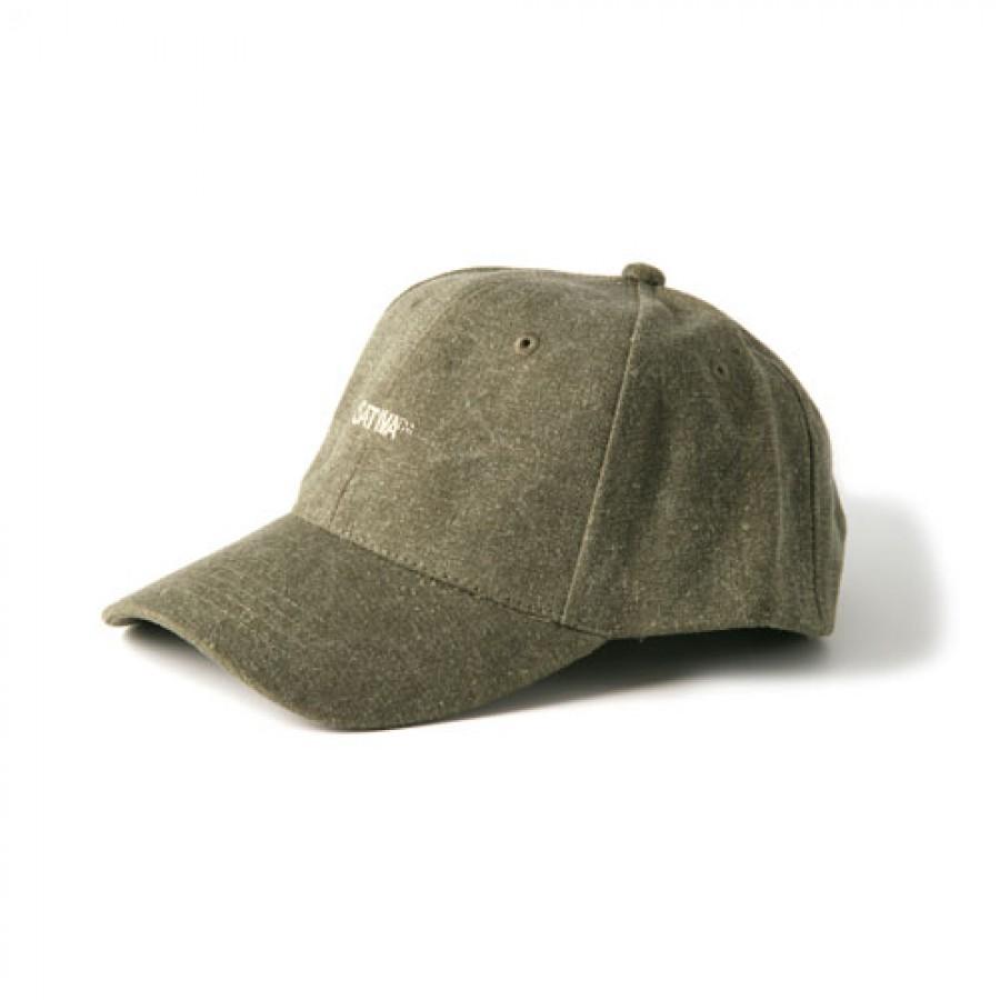 Khaki Baseball Cap - Hemp