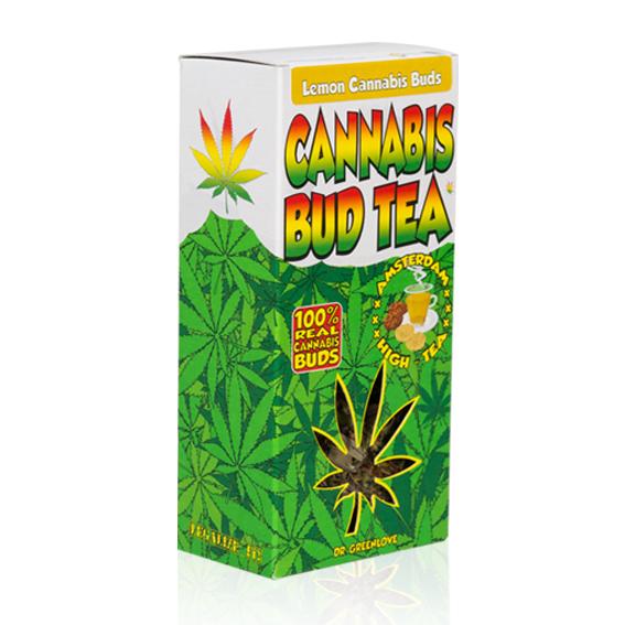 Buy Lemon Cannabis Bud Tea