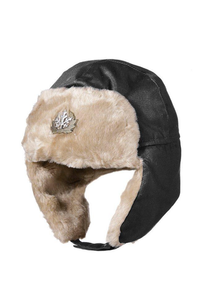 Mens Ruderalis Hat - Black