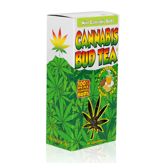 Buy Mint - Cannabis Bud Tea