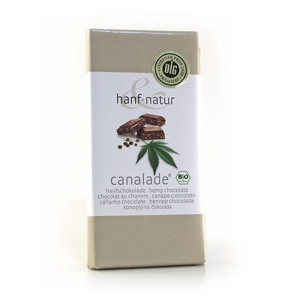 Organic Hemp Milk Chocolate - 100 g