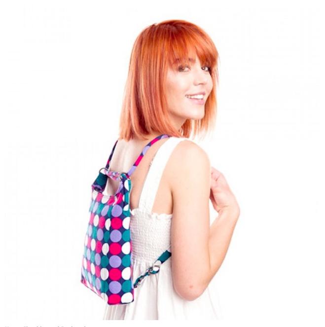 Hemp Shoulder and Backpack