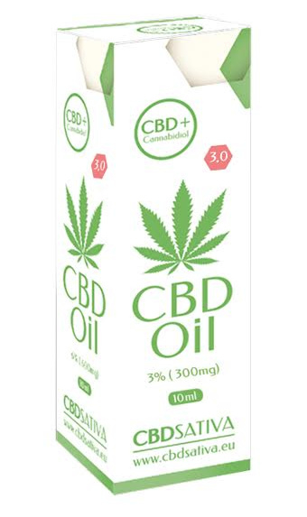 Buy CBD SATIVA OIL 300 mg