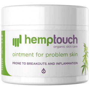 Hemptouch CBD Ointment for problem skin 50ml