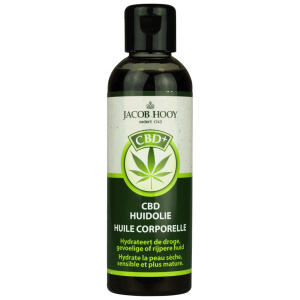 Jacob Hooy CBD Skin Oil 100ml