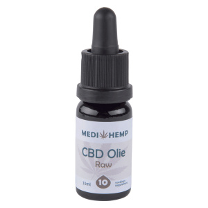Medihemp CBD Oil Raw Naturel 10ml