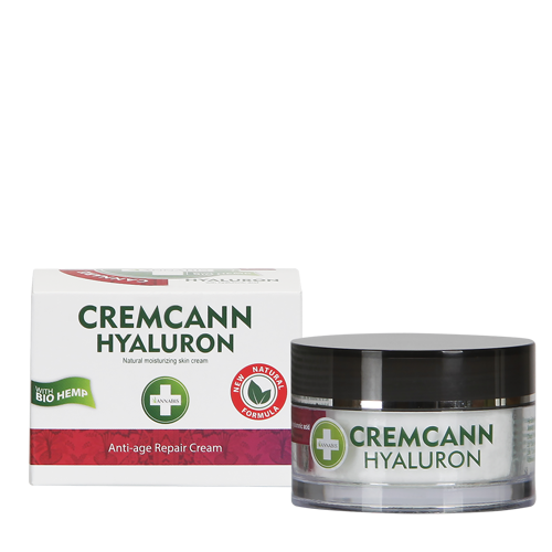Annabis Medical Cremcann Hyaluron 50ml-0
