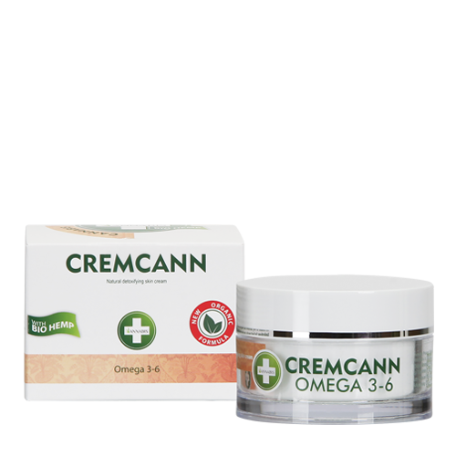 Annabis Medical Cremcann Omega 3-6 50ml-0