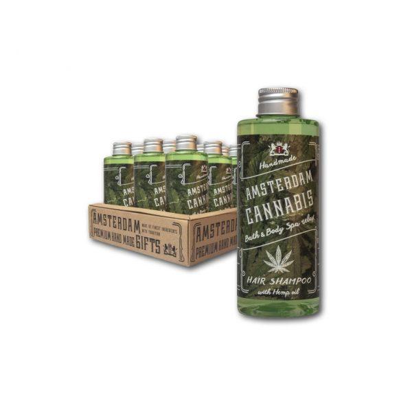 Amsterdam Cannabis Shampoo 200ml-0