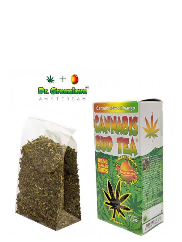 Buy Sweet Mango - Cannabis Bud Tea