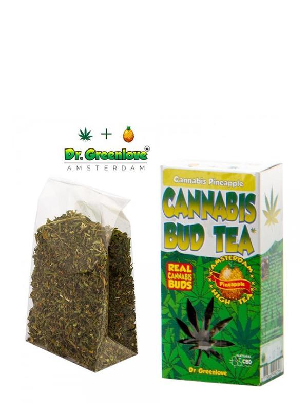 Buy Pineapple - Cannabis Bud Tea