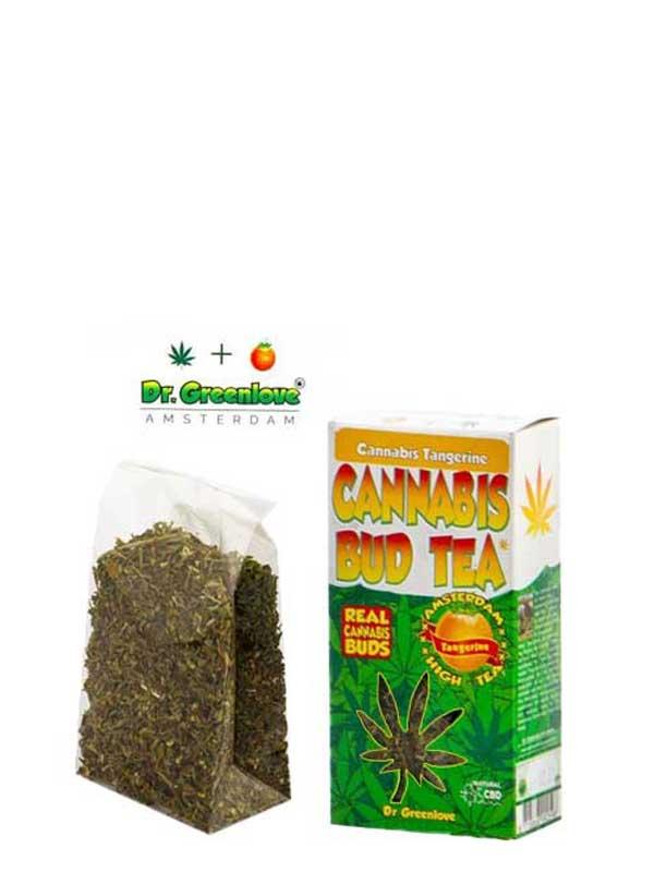 Buy Tangerine - Cannabis Bud Tea
