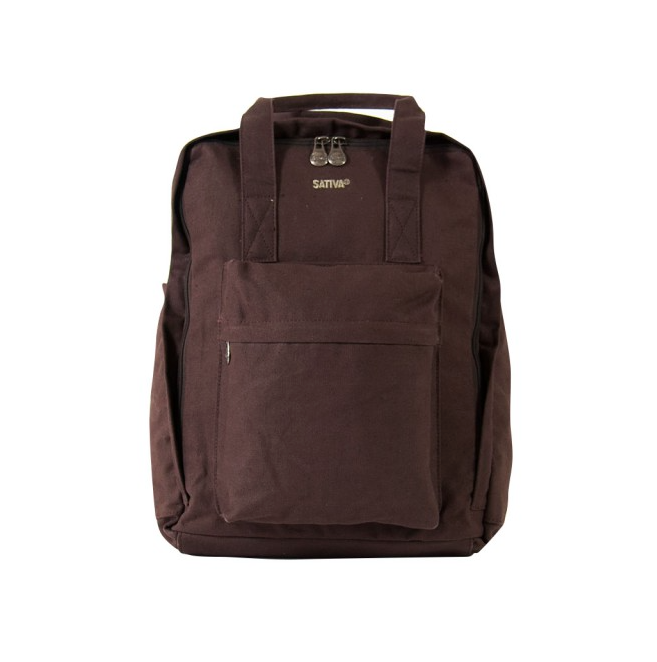Hemp All Purpose Carrying Bag - Brown-0