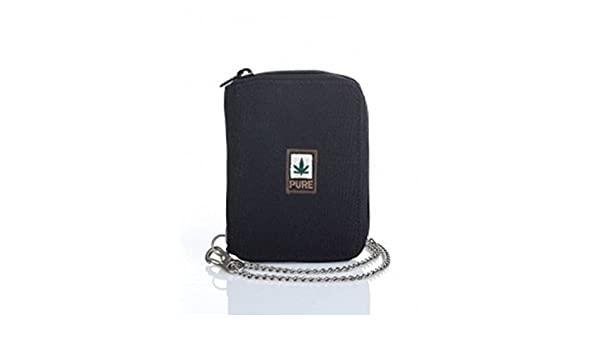Hemp Biker's Wallet with chain -0