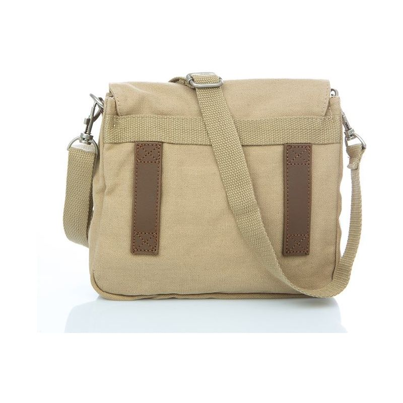 Hemp Shoulder / Belt Bag - Camel-1812