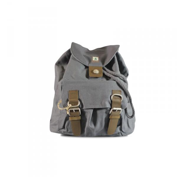 Hemp Mini Backpack - Grey-1831