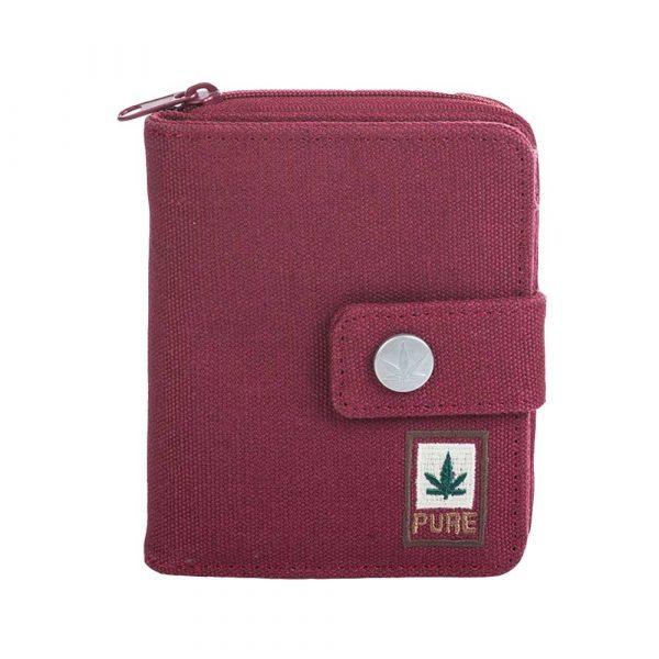 Hemp Wallet All-round zip-0