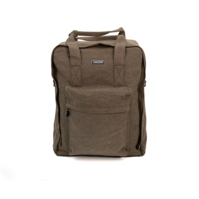 Hemp All Purpose Carrying Bag - Khaki-0