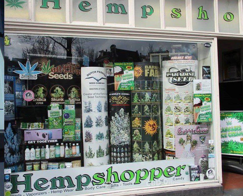 Hempshopper Singel