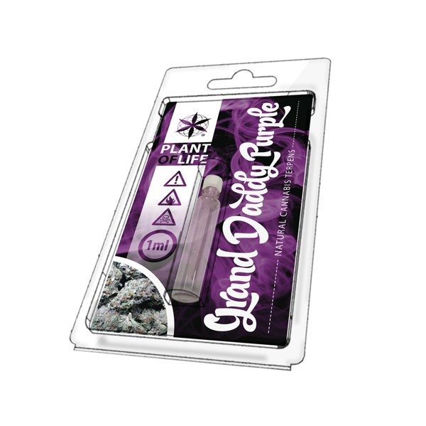 Buy Grandaddy Purple Terpenes 1ml