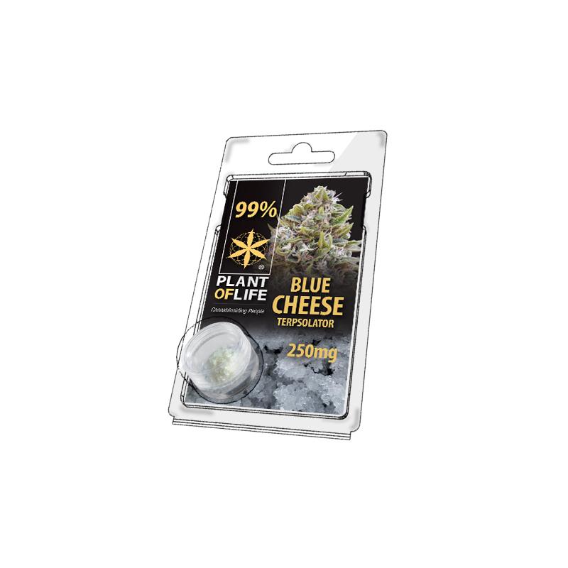 Buy Blue Cheese Terpsolator 99% CBD 250 mg