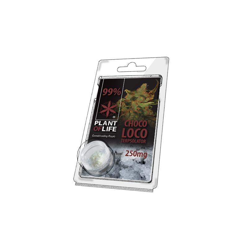 Buy Chocoloco Terpsolator 99% CBD 250 mg