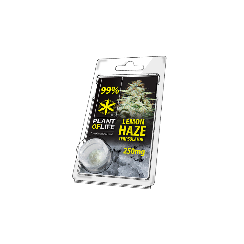 bUY Lemon Haze Terpsolator 99% CBD 250 mg