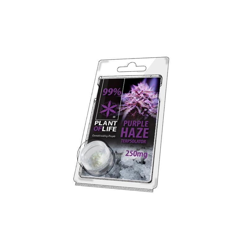 Buy Purple Haze Terpsolator 99% CBD 250 mg