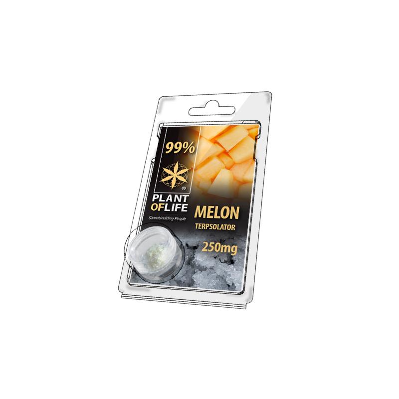 Buy Melon Terpsolator 99% CBD 250 mg