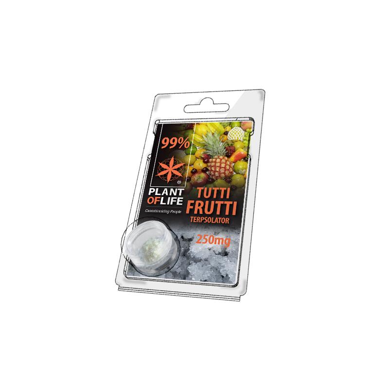 Buy TuttiFrutti Terpsolator 99% CBD 250 mg