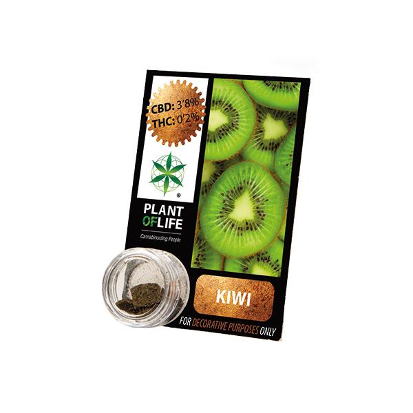 Buy Kiwi Solid 3.8% CBD 1 g