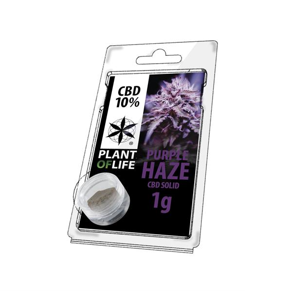 Buy Purple Haze Solid 10% CBD