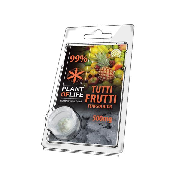 Buy Tuttifrutti Terpsolator 99% CBD 0.5 g