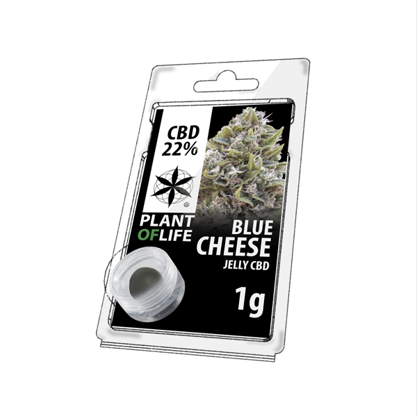 Buy Blue Cheese Jelly 22% CBD 1 g