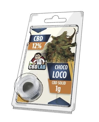 Buy Chocoloco Solid 12% CBD 1 g