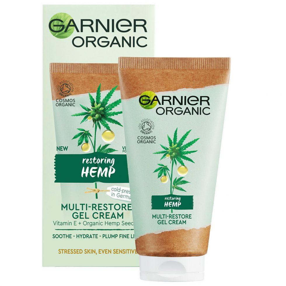 Garnier Organic Hemp Multi-Restore Gel Cream